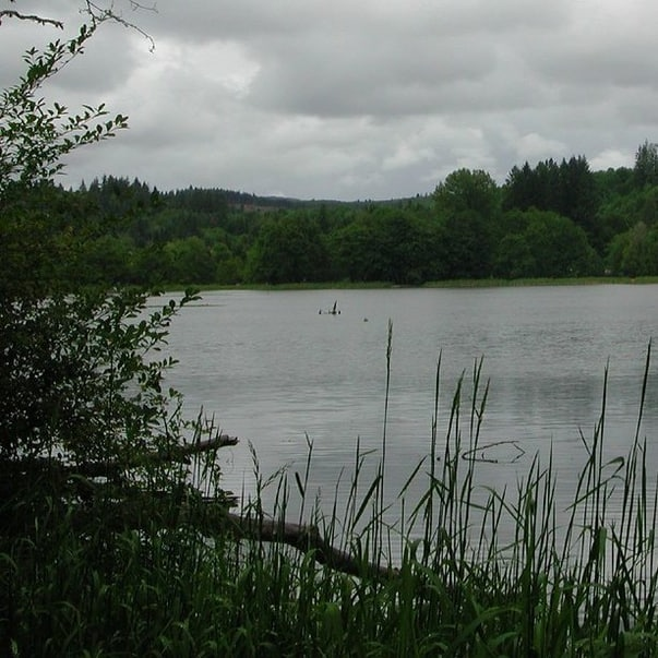 Vernonia Lake Columbia County Oregon