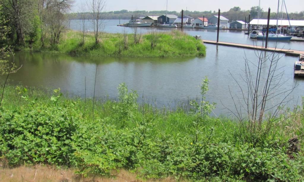 Scappoose Bay Marine Park Marina Columbia County oregon