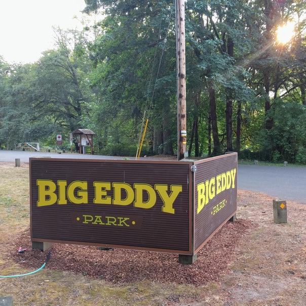 big eddy park vernonia nehalem river columbia county oregon