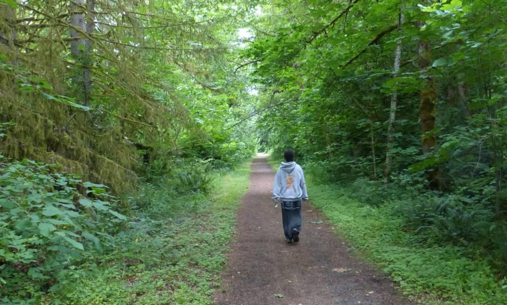 cz crown zellerbach trail bonnie falls scappoose oregon columbia county