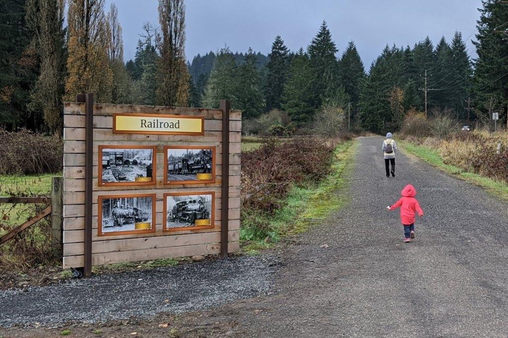 cz trail crown zellerbach ruley trailhead