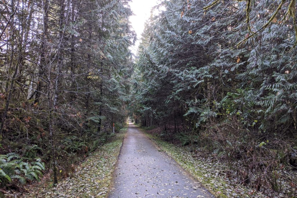 Banks-Vernonia Trail linear park columbia county