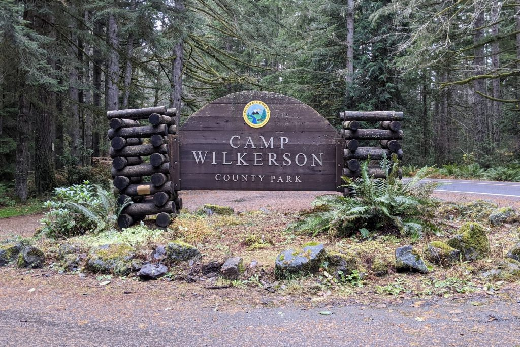 Camp Wilkerson Columbia County Oregon