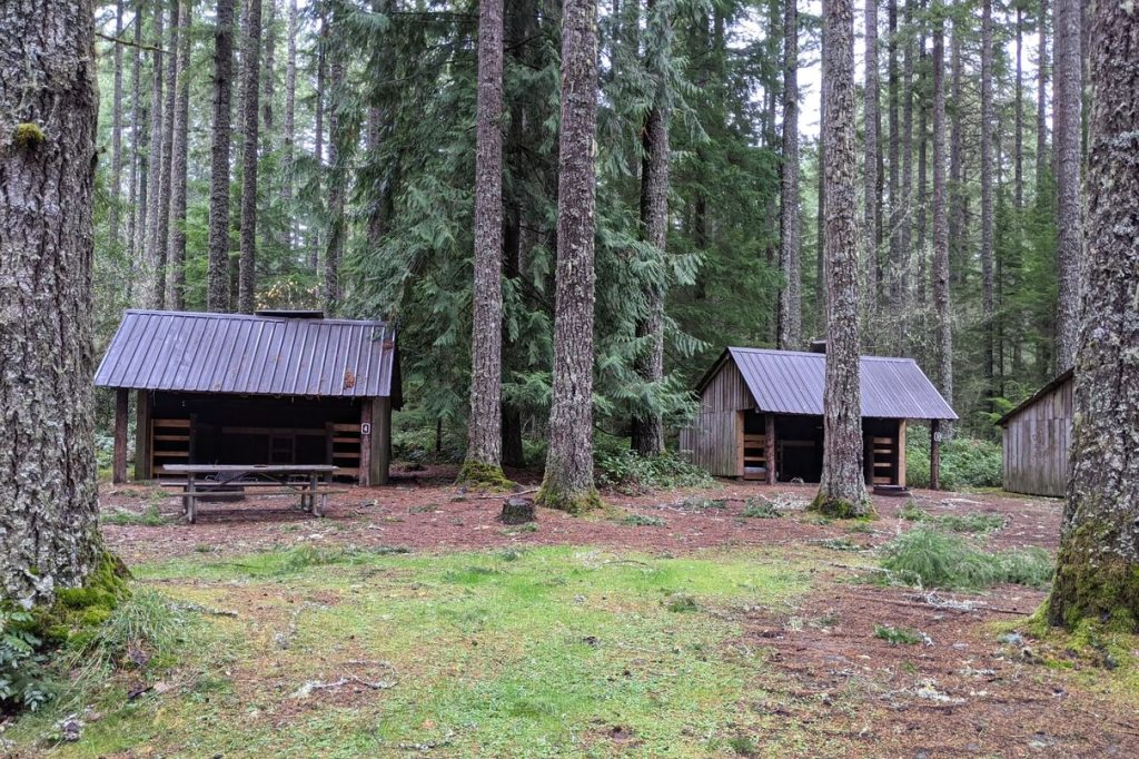 Camp Wilkerson Adirondack Columbia County Oregon