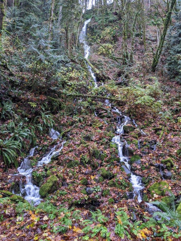 jack falls old columbia river highway 30 prescott oregon