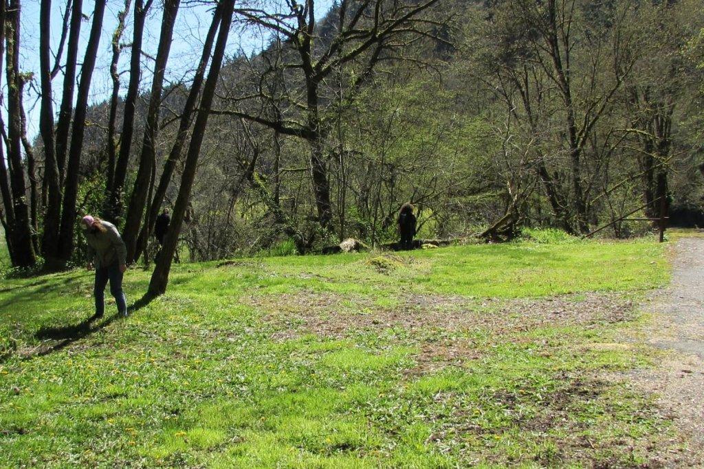 4-H Welter Cemetery Goble Prescott Rainier Columbia County Oregon