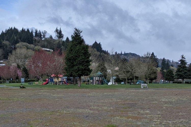rainier riverfront park columbia county oregon city park